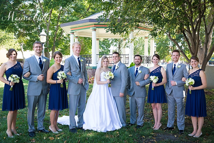 Town Square Paola Wedding| KC Wedding Photographer| Marissa Cribbs Photography | KC Photographer_0967.jpg