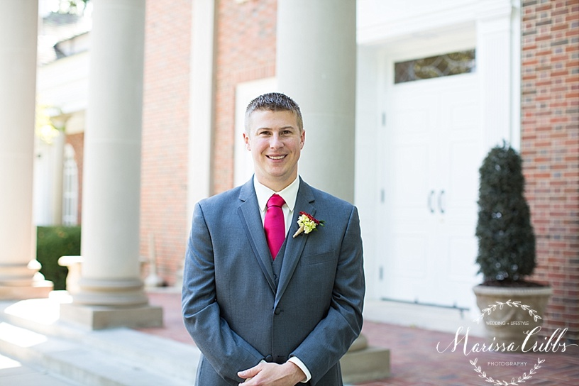 Kansas City Wedding Photographer | St. John's UMC | Californo's Wedding | Mission Hills Wedding | Marissa Cribbs Photography | KC Photographer_1063.jpg