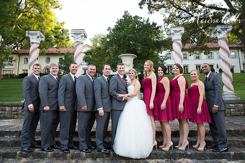 Kansas City Wedding Photographer | St. John's UMC | Californo's Wedding | Mission Hills Wedding | Marissa Cribbs Photography | KC Photographer_1091.jpg