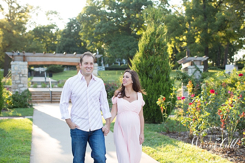Kansas City Maternity Photographer | Loose Park Photo Session | Marissa Cribbs Photography | KC Photographer_1127.jpg