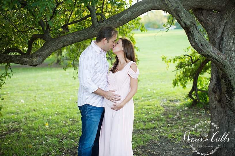 Kansas City Maternity Photographer | Loose Park Photo Session | Marissa Cribbs Photography | KC Photographer_1137.jpg