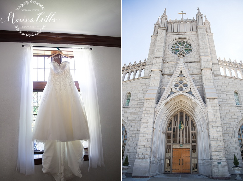 Kansas City Wedding Photographer | West Bottoms KC | Marissa Cribbs Photography | KC Wedding Photographer | Our Lady of Perpetual Help Redemptorist Church_1260.jpg