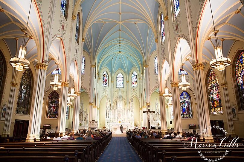Kansas City Wedding Photographer | West Bottoms KC | Marissa Cribbs Photography | KC Wedding Photographer | Our Lady of Perpetual Help Redemptorist Church_1273.jpg