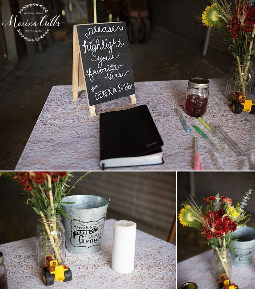 Kansas City Wedding Photographer | Country Wedding | Barn Wedding | Marissa Cribbs Photography_1363.jpg