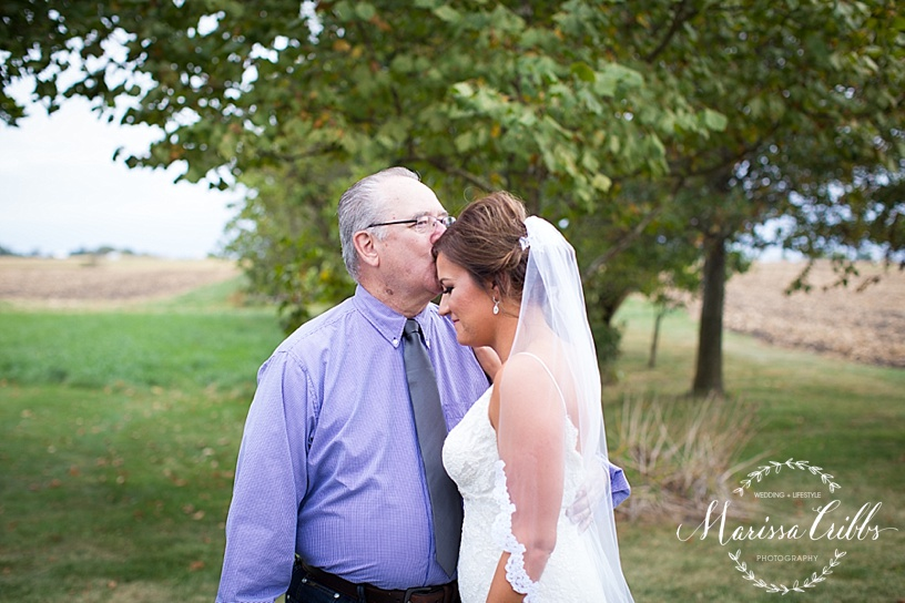 Kansas City Wedding Photographer | Country Wedding | Barn Wedding | Marissa Cribbs Photography_1368.jpg