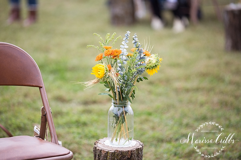 Kansas City Wedding Photographer | Country Wedding | Barn Wedding | Marissa Cribbs Photography_1370.jpg