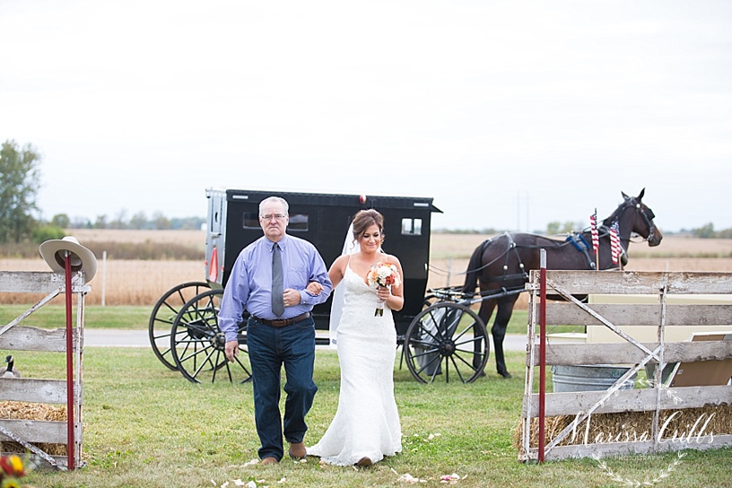 Kansas City Wedding Photographer | Country Wedding | Barn Wedding | Marissa Cribbs Photography_1373.jpg