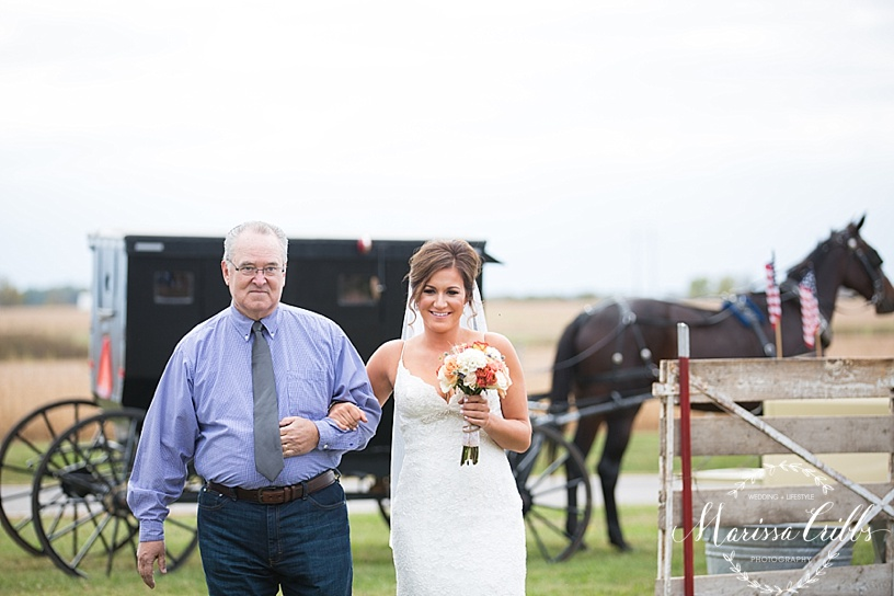 Kansas City Wedding Photographer | Country Wedding | Barn Wedding | Marissa Cribbs Photography_1374.jpg