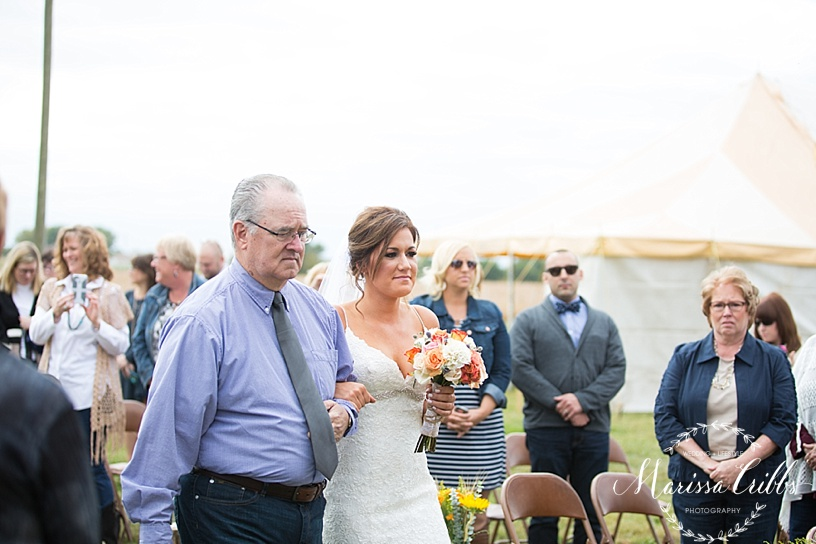 Kansas City Wedding Photographer | Country Wedding | Barn Wedding | Marissa Cribbs Photography_1375.jpg