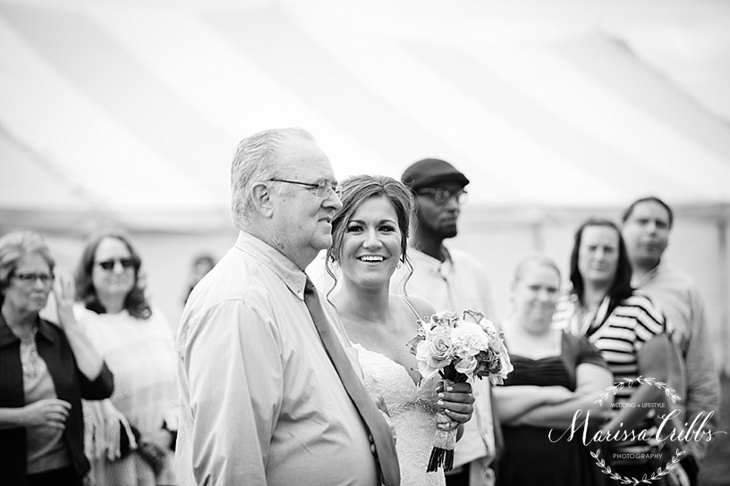 Kansas City Wedding Photographer | Country Wedding | Barn Wedding | Marissa Cribbs Photography_1376.jpg