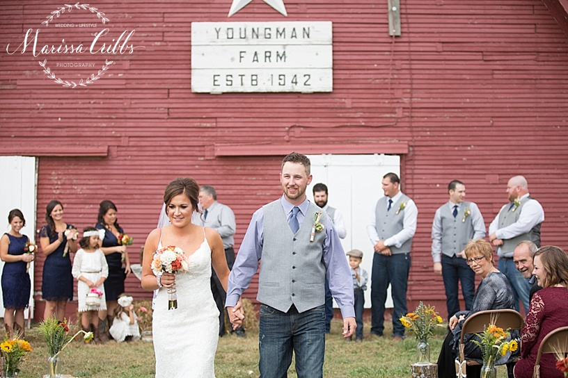 Kansas City Wedding Photographer | Country Wedding | Barn Wedding | Marissa Cribbs Photography_1383.jpg