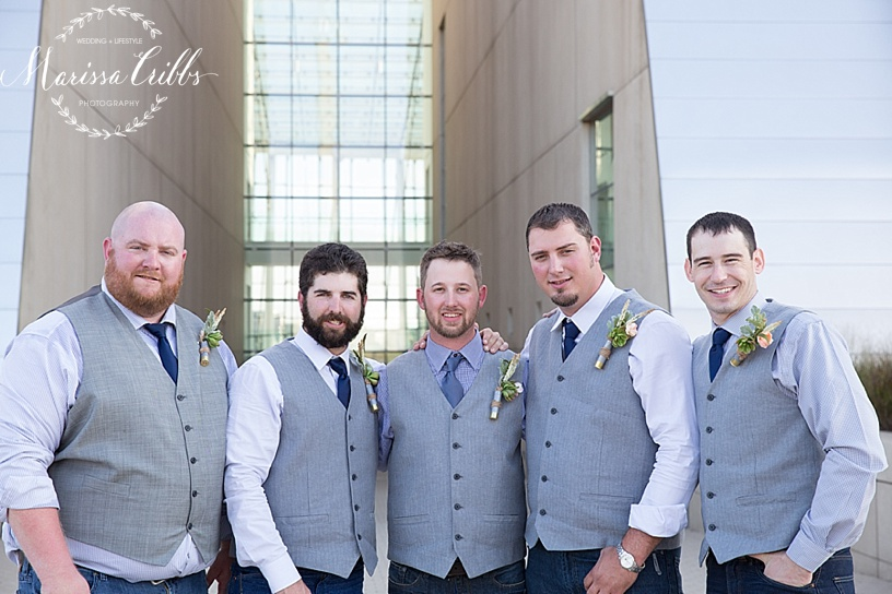 Kansas City Wedding Photographer | Country Wedding | Barn Wedding | Marissa Cribbs Photography_1390.jpg