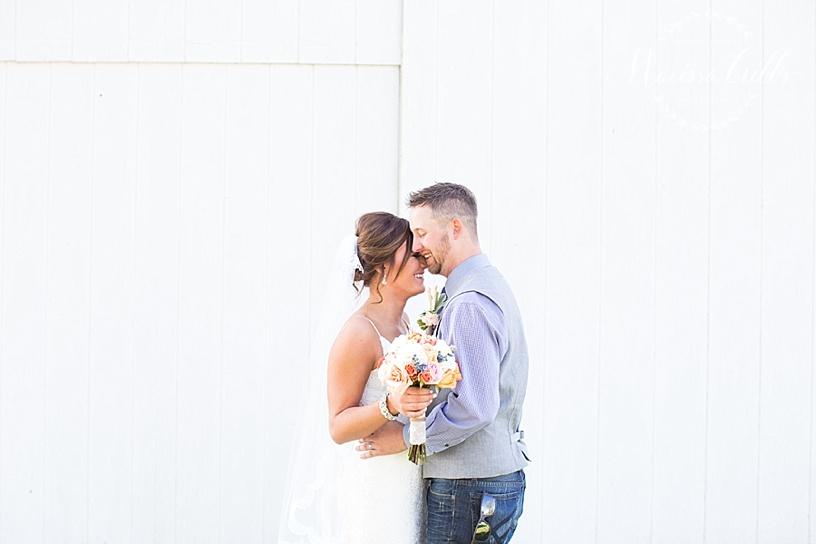 Kansas City Wedding Photographer | Country Wedding | Barn Wedding | Marissa Cribbs Photography_1394.jpg