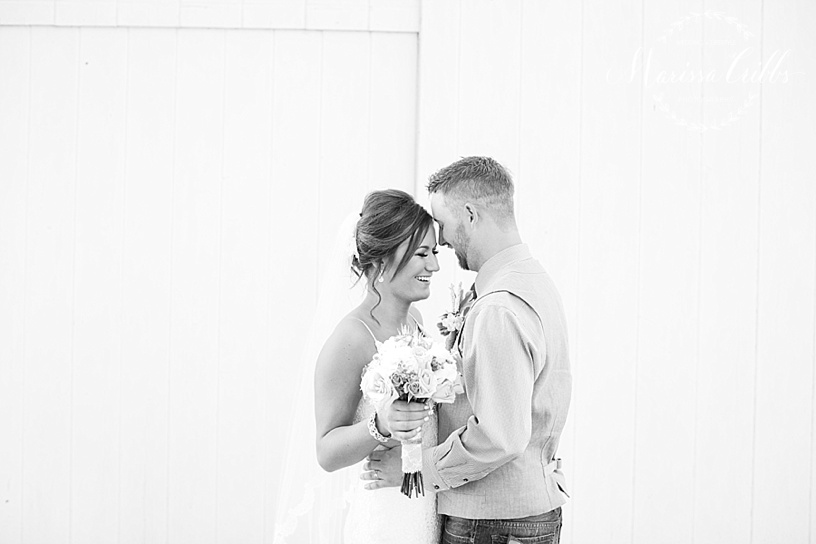 Kansas City Wedding Photographer | Country Wedding | Barn Wedding | Marissa Cribbs Photography_1395.jpg