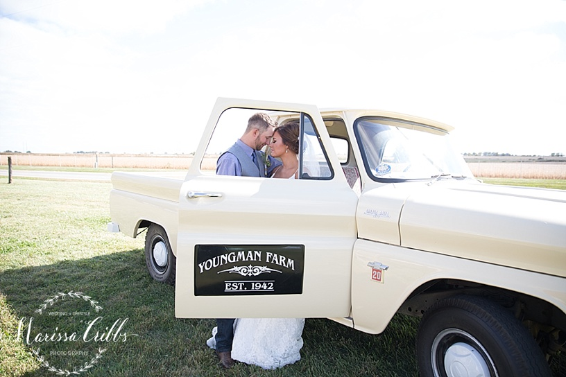 Kansas City Wedding Photographer | Country Wedding | Barn Wedding | Marissa Cribbs Photography_1403.jpg