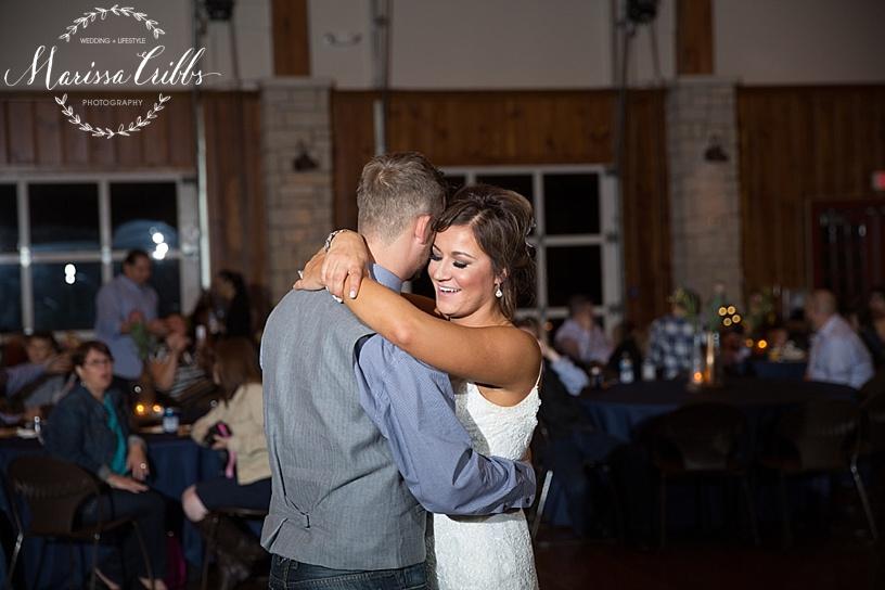 Kansas City Wedding Photographer | Country Wedding | Barn Wedding | Marissa Cribbs Photography_1425.jpg