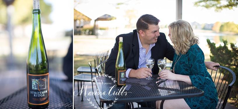 KC Engagement Photographer | Marissa Cribbs Photography | Stonehaus Winery Lee's Summit_1622.jpg