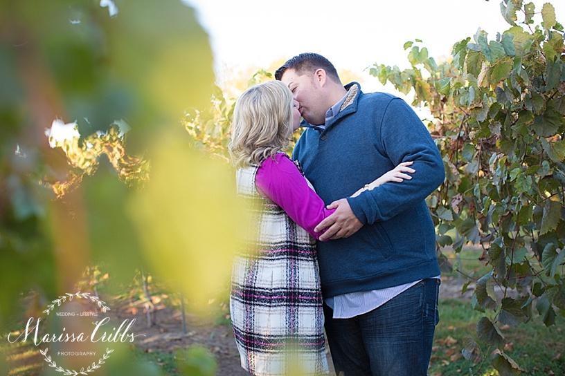 KC Engagement Photographer | Marissa Cribbs Photography | Stonehaus Winery Lee's Summit_1638.jpg