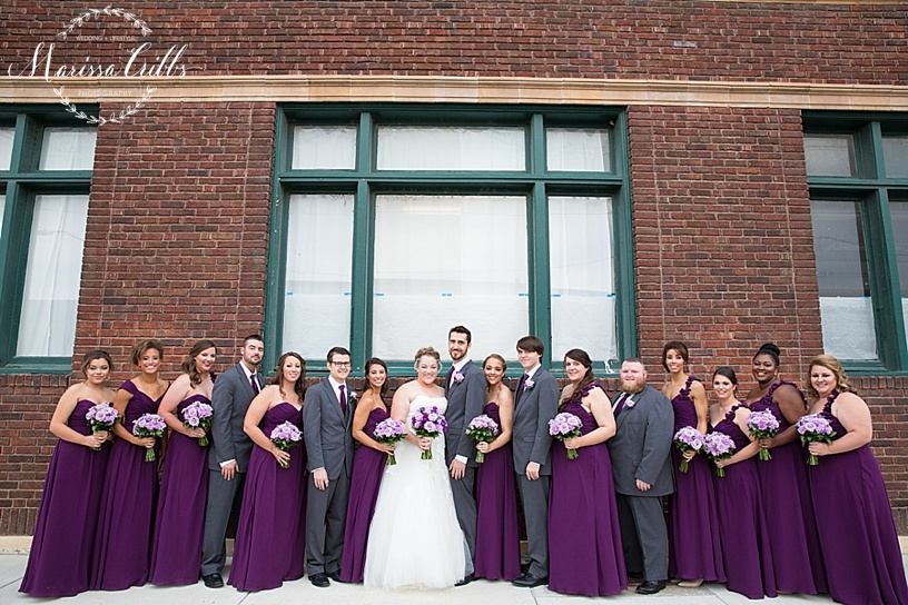 Disney Themed Urban Loft Wedding Kansas City | The Foundation KC | KC Wedding Photography | Marissa Cribbs Photography_1853.jpg