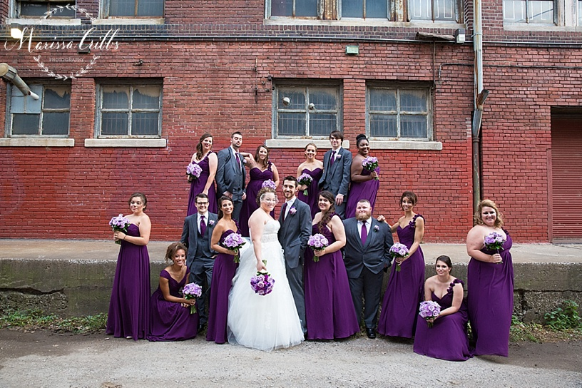 Disney Themed Urban Loft Wedding Kansas City | The Foundation KC | KC Wedding Photography | Marissa Cribbs Photography_1860.jpg