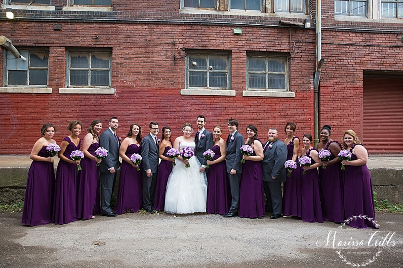 Disney Themed Urban Loft Wedding Kansas City | The Foundation KC | KC Wedding Photography | Marissa Cribbs Photography_1859.jpg