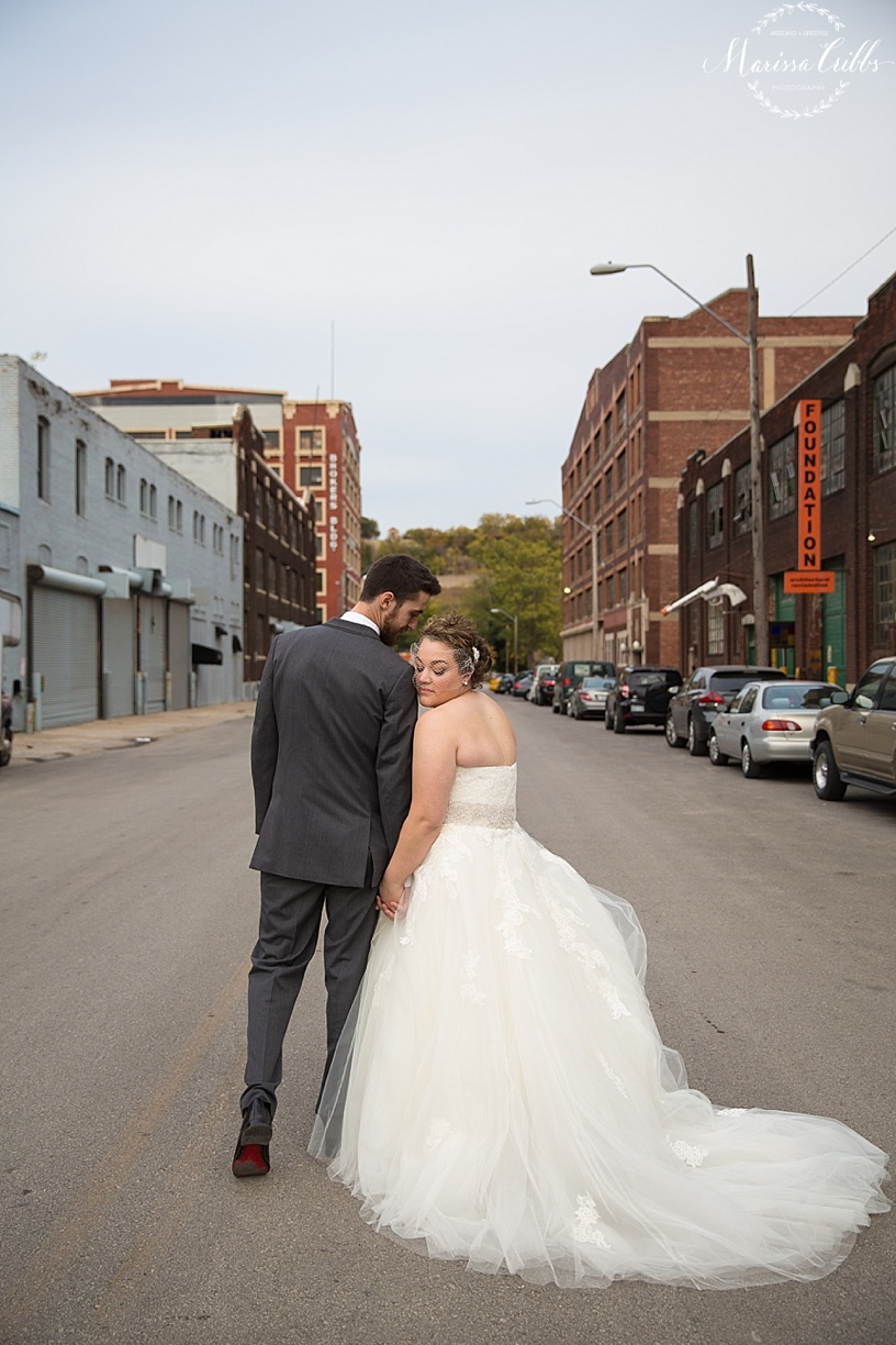 Disney Themed Urban Loft Wedding Kansas City | The Foundation KC | KC Wedding Photography | Marissa Cribbs Photography_1866.jpg