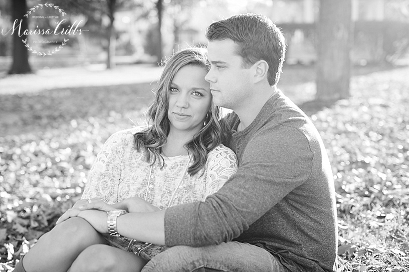 Kansas City Engagement Photography | KC Engagement Photographer | Kansas City Engagement Photos | Sar Ko Par Park Lenexa KS | Marissa Cribbs Photography_1977.jpg