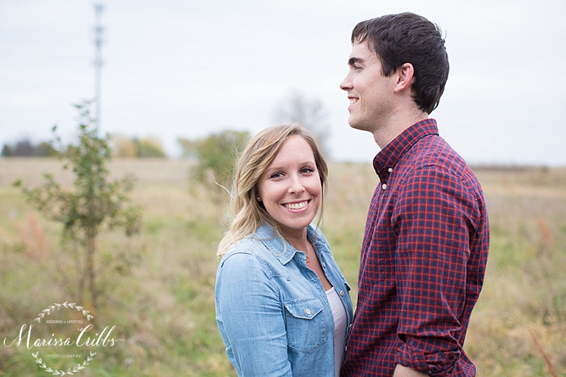 KC Engagement Photography | Kansas City Engagement Photographer | Engagement Photos | Loose Park KC MO| Marissa Cribbs Photography_2037.jpg
