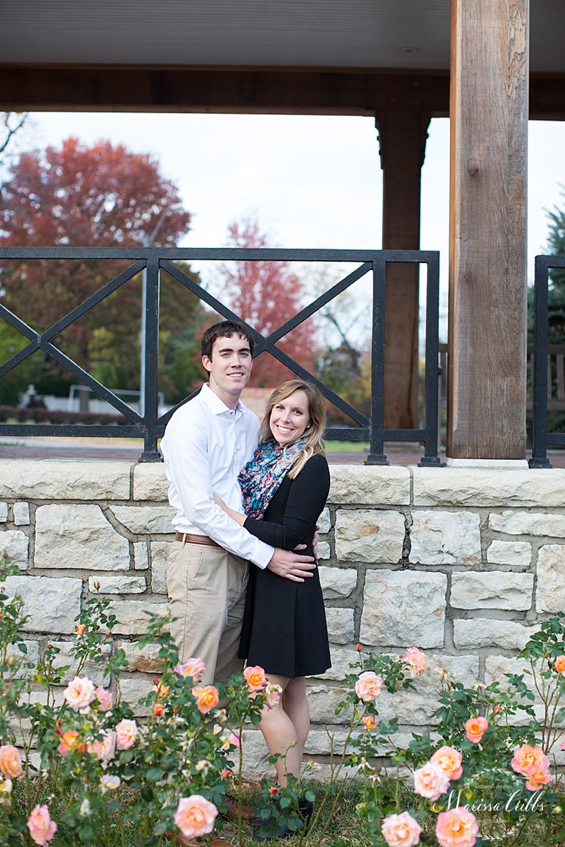 KC Engagement Photography | Kansas City Engagement Photographer | Engagement Photos | Loose Park KC MO| Marissa Cribbs Photography_2048.jpg