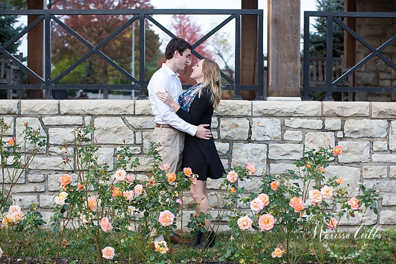 KC Engagement Photography | Kansas City Engagement Photographer | Engagement Photos | Loose Park KC MO| Marissa Cribbs Photography_2049.jpg