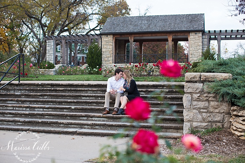 KC Engagement Photography | Kansas City Engagement Photographer | Engagement Photos | Loose Park KC MO| Marissa Cribbs Photography_2053.jpg