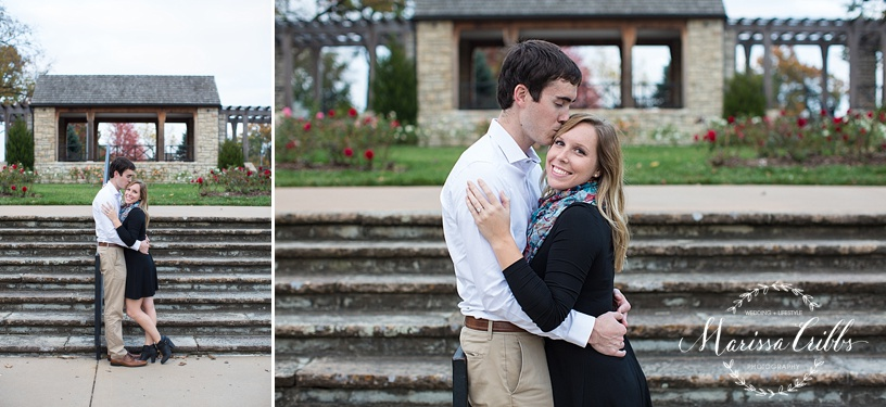 KC Engagement Photography | Kansas City Engagement Photographer | Engagement Photos | Loose Park KC MO| Marissa Cribbs Photography_2054.jpg