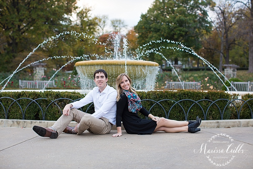 KC Engagement Photography | Kansas City Engagement Photographer | Engagement Photos | Loose Park KC MO| Marissa Cribbs Photography_2055.jpg