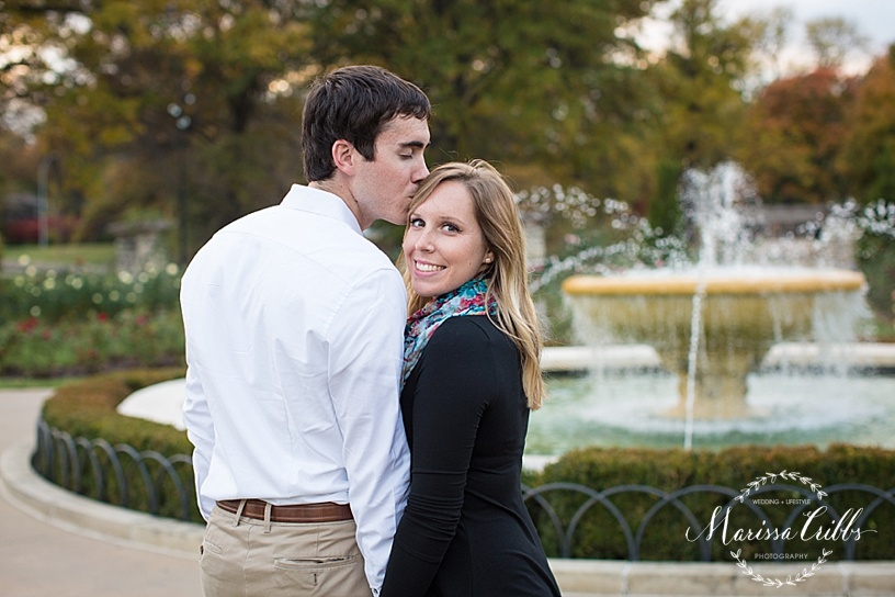 KC Engagement Photography | Kansas City Engagement Photographer | Engagement Photos | Loose Park KC MO| Marissa Cribbs Photography_2057.jpg