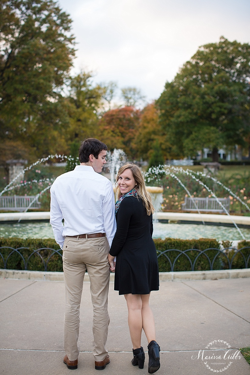 KC Engagement Photography | Kansas City Engagement Photographer | Engagement Photos | Loose Park KC MO| Marissa Cribbs Photography_2056.jpg