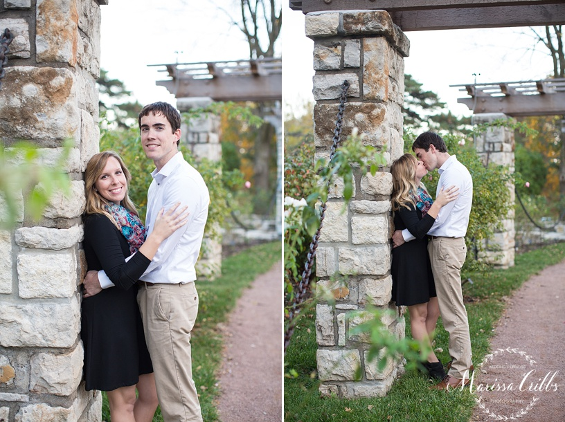 KC Engagement Photography | Kansas City Engagement Photographer | Engagement Photos | Loose Park KC MO| Marissa Cribbs Photography_2059.jpg