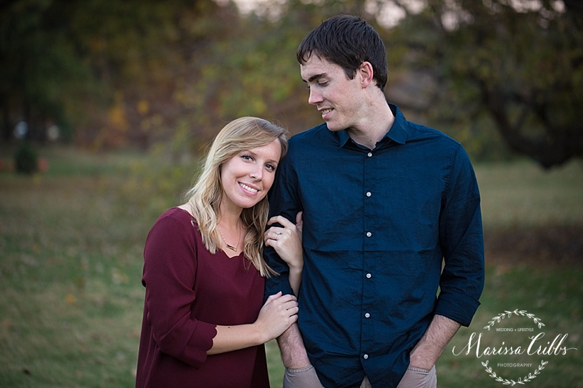 KC Engagement Photography | Kansas City Engagement Photographer | Engagement Photos | Loose Park KC MO| Marissa Cribbs Photography_2067.jpg