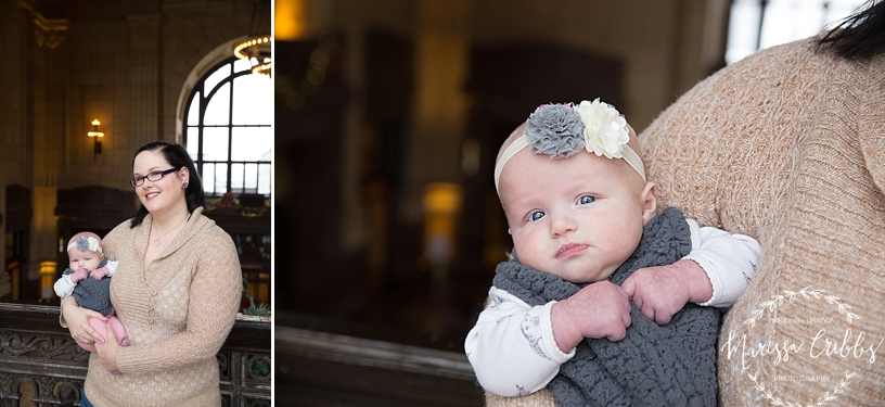 Rodgers Twins 3 Months | Union Station | KC Baby Photographer | KC Family Photographer | Marissa Cribbs Photography_2218.jpg