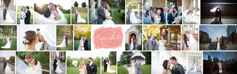 A collage of my FABULOUS weddings from 2015