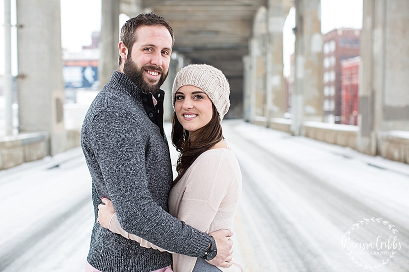 Kansas City Engagement Photography | KC Engagement | Liberty Memorial KC | West Bottoms KC | Marissa Cribbs Photography_2353.jpg
