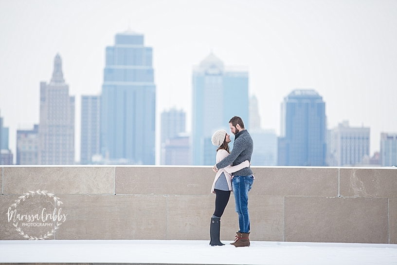 Kansas City Engagement Photography | KC Engagement | Liberty Memorial KC | West Bottoms KC | Marissa Cribbs Photography_2363.jpg