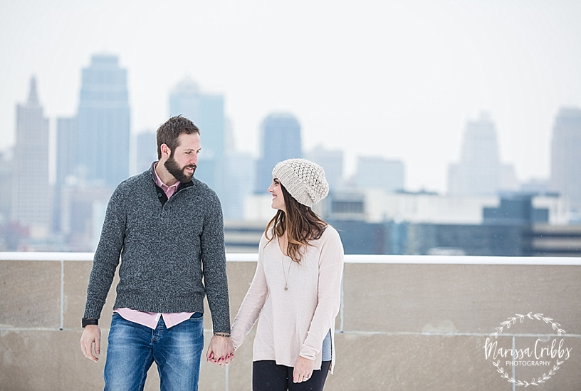 Kansas City Engagement Photography | KC Engagement | Liberty Memorial KC | West Bottoms KC | Marissa Cribbs Photography_2371.jpg