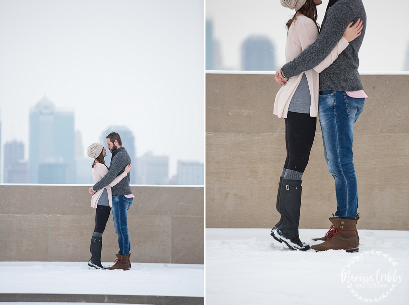 Kansas City Engagement Photography | KC Engagement | Liberty Memorial KC | West Bottoms KC | Marissa Cribbs Photography_2373.jpg