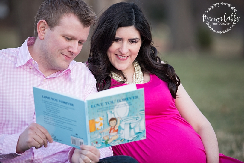Kansas City Maternity Session | KC Maternity Photos | Loose Park | Marissa Cribbs Photography_2519.jpg