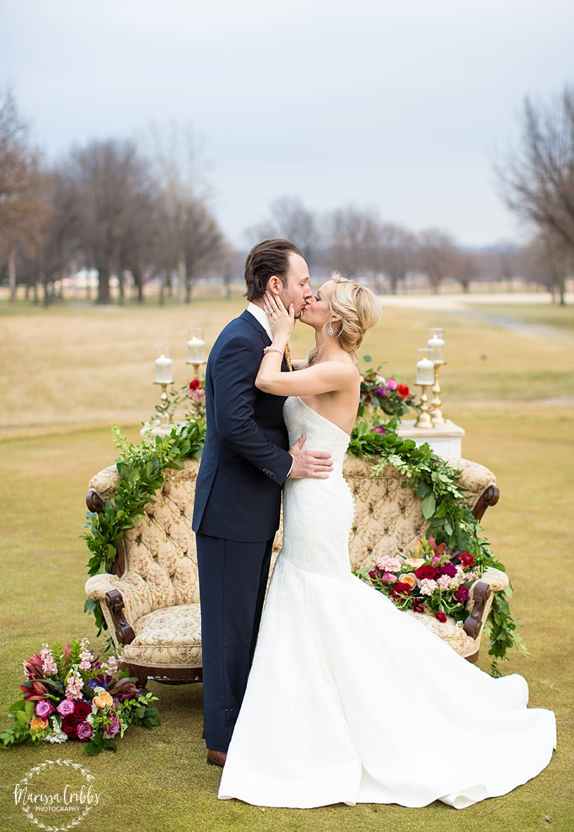 St. Andrew's Golf Club Weddings | Kansas City Golf Course Wedding | Marissa Cribbs Photography | Good Earth Floral Design_2557.jpg
