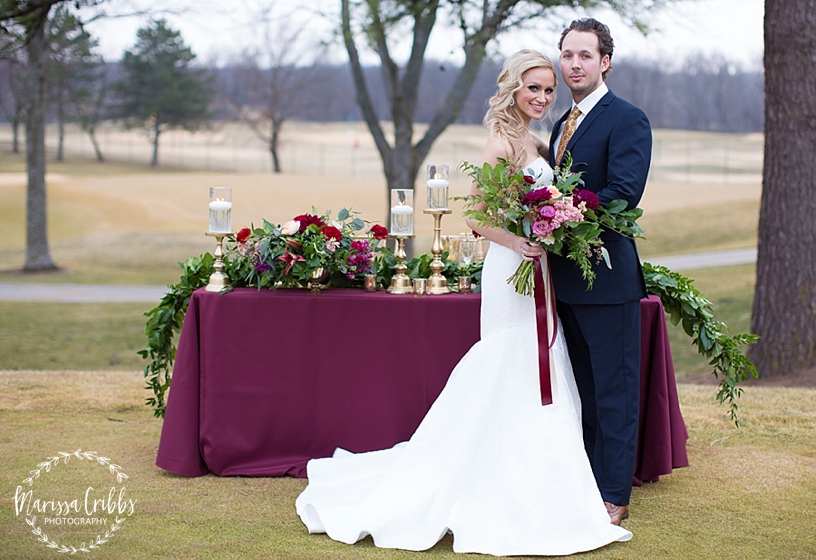 St. Andrew's Golf Club Weddings | Kansas City Golf Course Wedding | Marissa Cribbs Photography | Good Earth Floral Design_2570.jpg