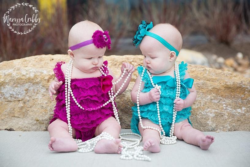 Twins Six Month Photos | Marissa Cribbs Photography | Museum at Prairie Fire_2592.jpg