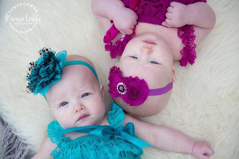 Twins Six Month Photos | Marissa Cribbs Photography | Museum at Prairie Fire_2595.jpg