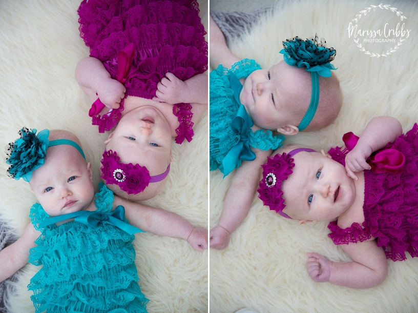 Twins Six Month Photos | Marissa Cribbs Photography | Museum at Prairie Fire_2596.jpg