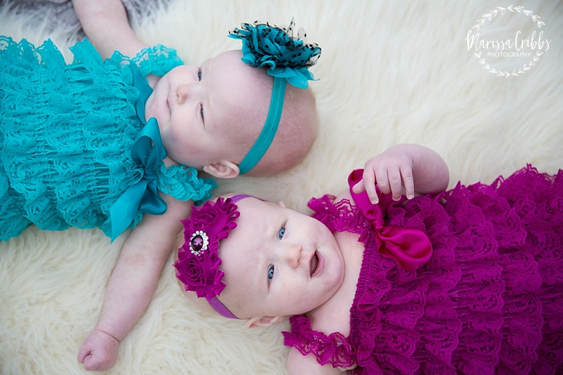 Twins Six Month Photos | Marissa Cribbs Photography | Museum at Prairie Fire_2598.jpg